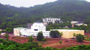 Whistling Woods campus